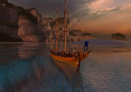 Pirates of the Burning Sea: 17 neue Screenshots