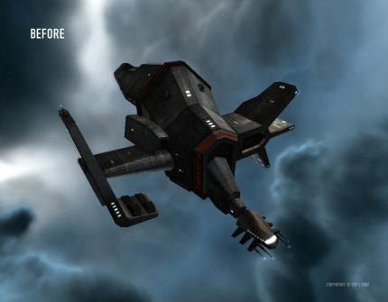 EVE Online: Trinity-Update