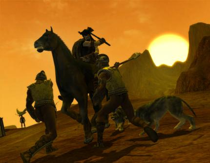 Age of Conan: Zwanzig neue Screenshots