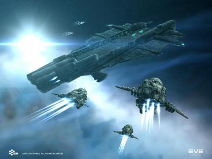 EVE Online: Neuer Patch am 6. November