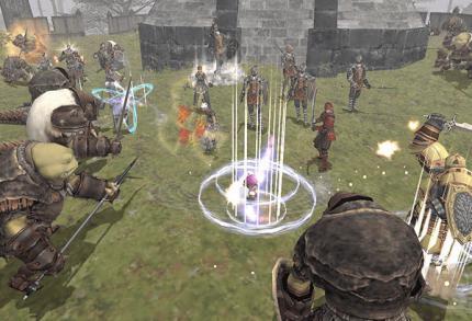 Final Fantasy Xi Die Flügel Der Göttin