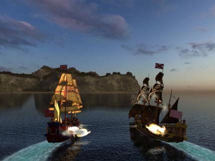 Pirates of the Burning Sea: Interview zum Thema PvP-System