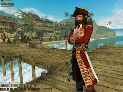 Pirates of the Burning Sea: Stresstest-Wochenende