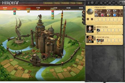 Heroes of Might and Magic: Kingdoms: Neues Strategie-MMOG