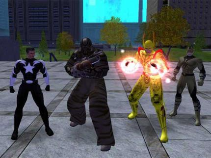 City of Heroes/Villains: Neuer Trailer zum Inhalts-Update