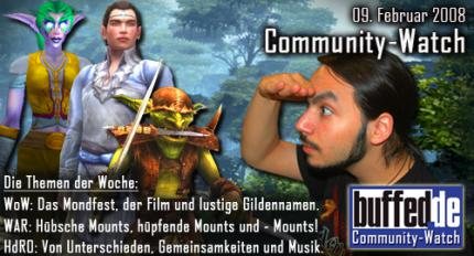 buffed intern: Community-Watch auf buffed.de