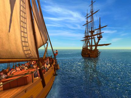 Pirates of the Burning Sea: Fünf neue Videos