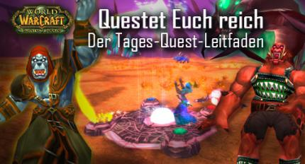 WoW: Update zum Tages-Quest-Guide