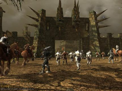 Darkfall: Neue Screenshots