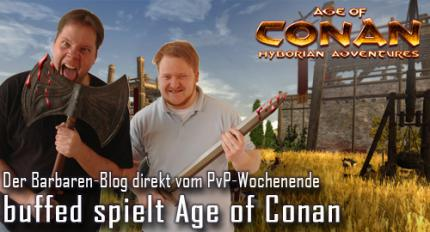 buffed intern: buffed spielt Age of Conan