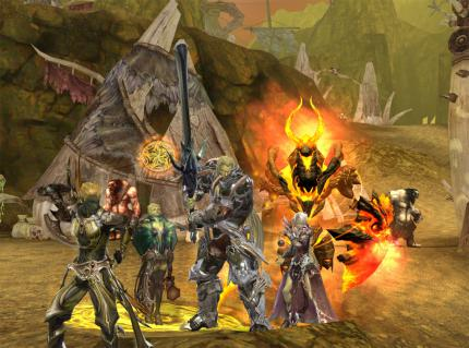 Aion: Frische Screenshots und PvE-Video