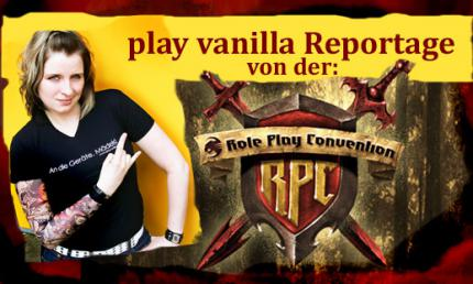 buffed intern: Bericht von der Role Play Convention