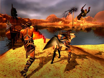Age of Conan: Neues Video