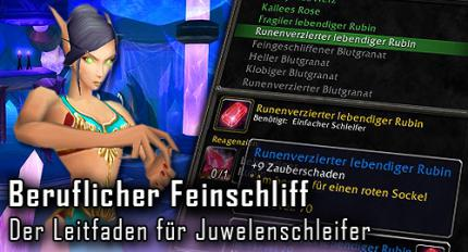 WoW: Juwelenschleifer-Guide