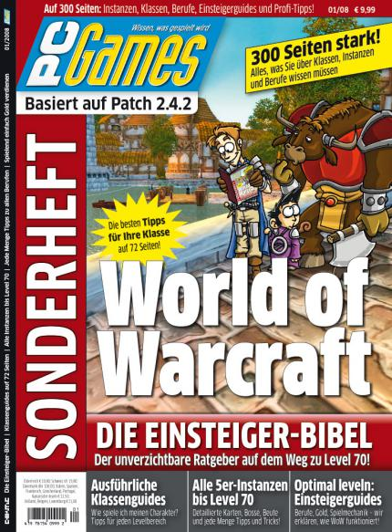 PC Games: WoW-Einsteiger-Bibel
