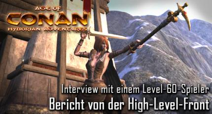 Age of Conan: Interview mit einem Level-60-Spieler