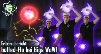 buffed intern: buffed zu Gast bei GIGA WoW!
