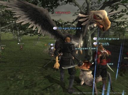 Final Fantasy Xi Neue Boss Gegner