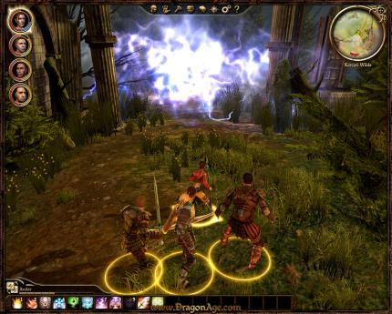 Dragon Age: Origins: Gameplay-Video