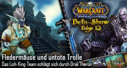 WoW: Die 13. Beta-Show (1)