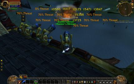 WoW: Neue Threat-Anzeige in der Lich-King-Beta