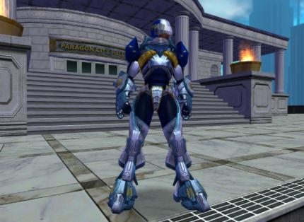 City of Heroes/Villains: Exklusiver PPD-Panzer