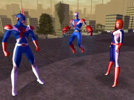 City of Heroes/Villains: Neues im Ingame-Shop