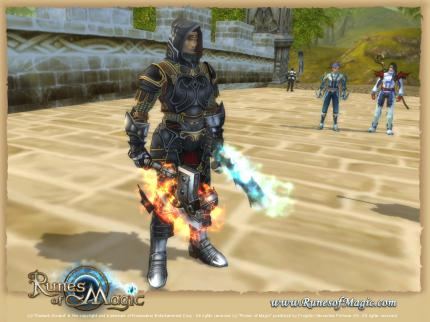 Runes of Magic: Das Item-System