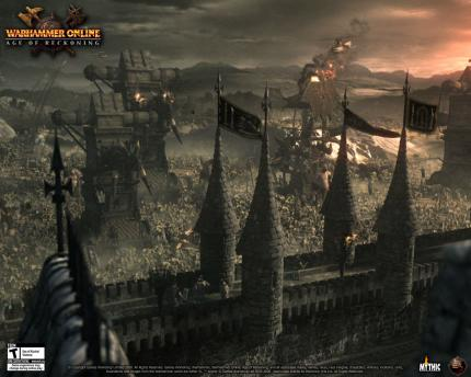 Warhammer Online: Server werden am 25. September geklont