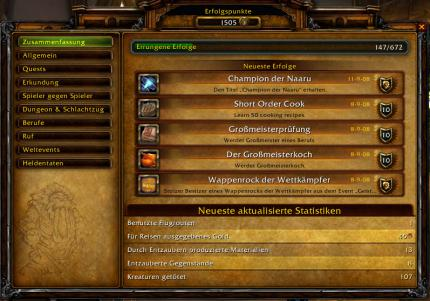 WoW: 3.0.2 Patch-Notizen bekannt