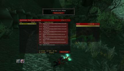 WoW Addon: Recount