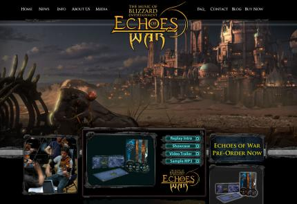 Blizzard: Echoes of War