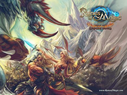 Runes of Magic: Dritte Beta-Phase beginnt am 2. November