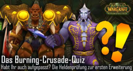 WoW: The Burning Crusade – das Quiz
