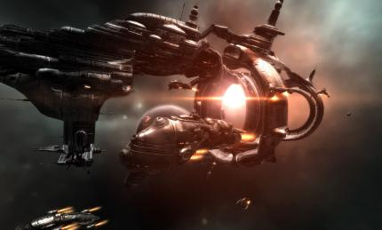 EVE Online: Walking in Stations