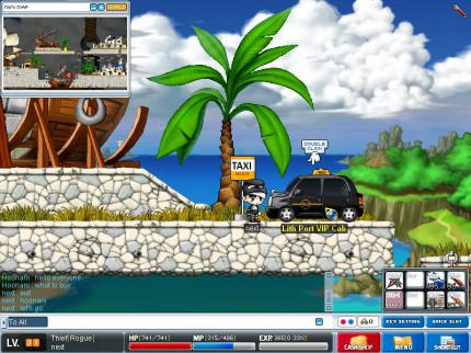 MapleStory: Neue Piraten-Klasse