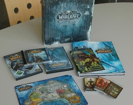 WoW: Die Lich-King-Collector's-Edition in der buffed-Galerie