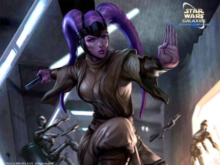 Star Wars Galaxies TCG: Squadrons Over Corellia