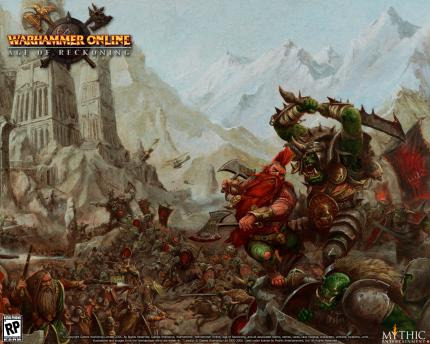 Warhammer Online: Version 1.1b