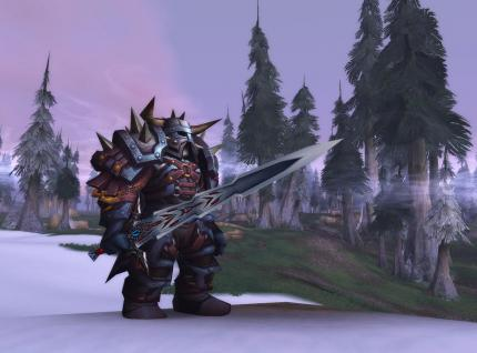 WoW: Tanken in Wrath of the Lich King