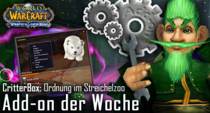 WoW: Add-on der Woche