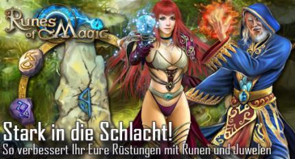 Runes of Magic: Runen, Juwelen und der Arkane Umwandler