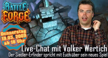 BattleForge: Live-Chat mit dem Creative Director
