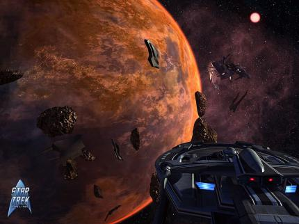 Star Trek Online: Screenshots und Informationen