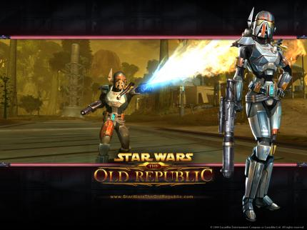 Star Wars: The Old Republic: Der Bounty Hunter