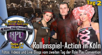 RPC 2009: Samstag auf der Role Play Convention