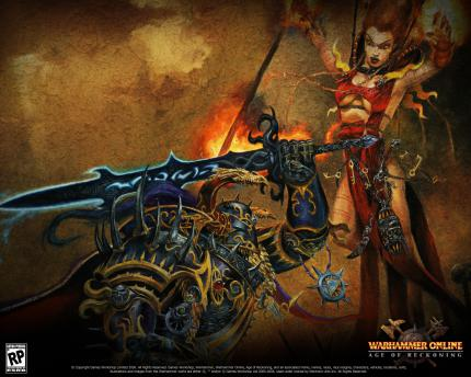 Warhammer Online: Test von Version 1.2.1