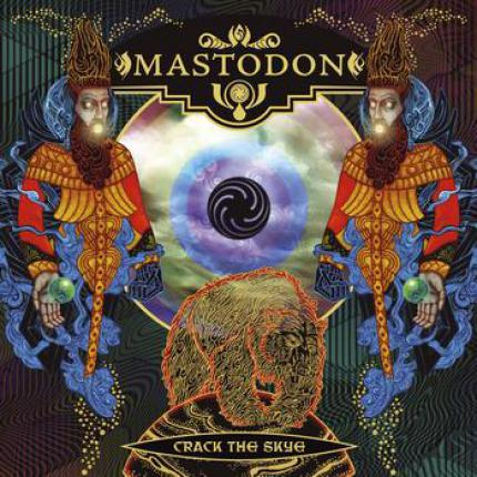 Mastodon – Crack the Skye [Progressive-Metal]