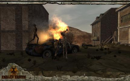 Fallen Earth: Neue Screenshots