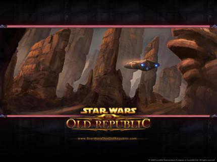 Star Wars: The Old Republic - Neuer Web-Comic